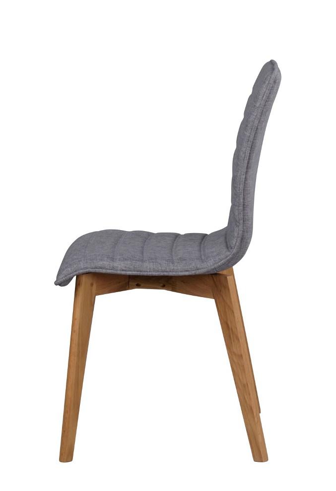 Gracy tuoli vaaleaharmaa/tammi, Rowico