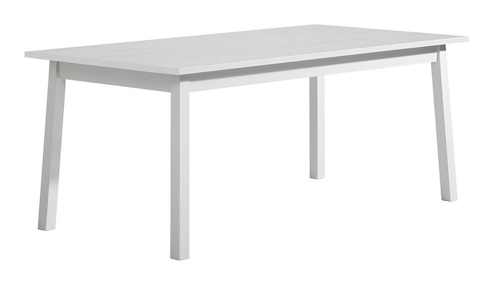 Sara ruokapöytä 180x95 valkoinen