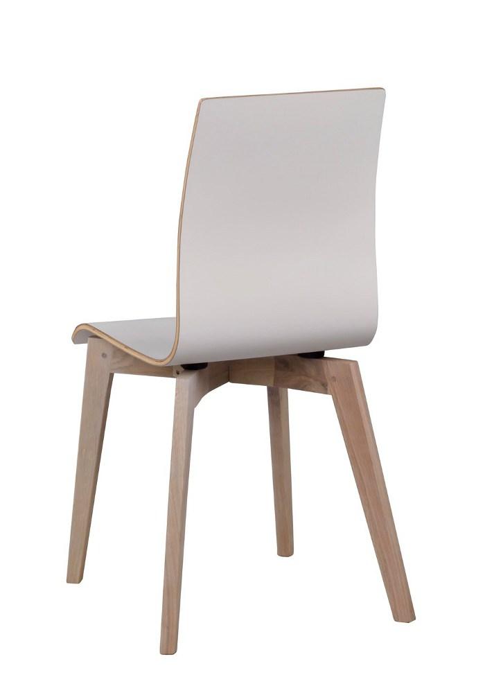 Grace tuoli valkoinen/kuultovalkoinen tammi