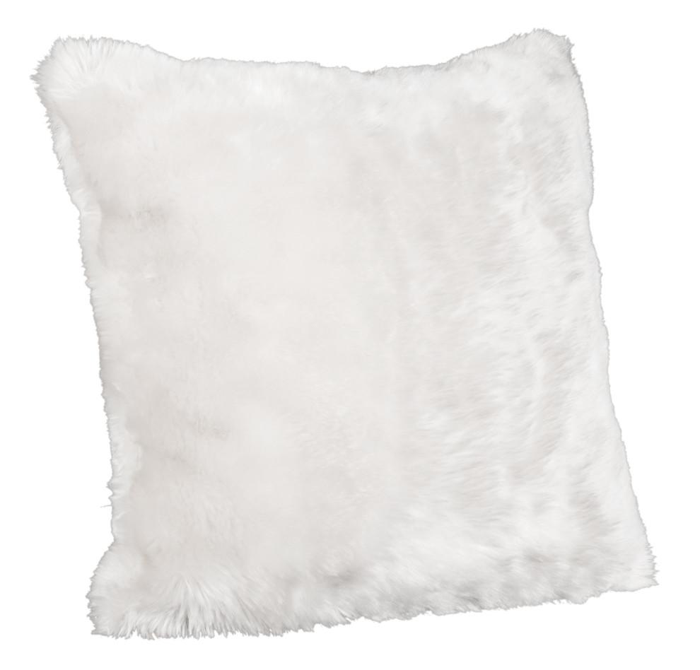 Koristetyynyn päällinen Leia white 50x50
