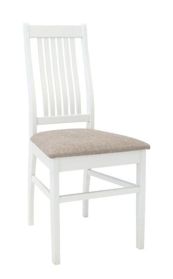 Sanna tuoli valkoinen/Rubin 3 beige