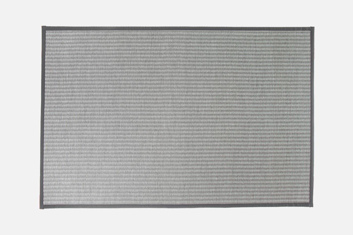 VM Carpet Kelo matto, 17/7 T.harmaa-v.harmaa
