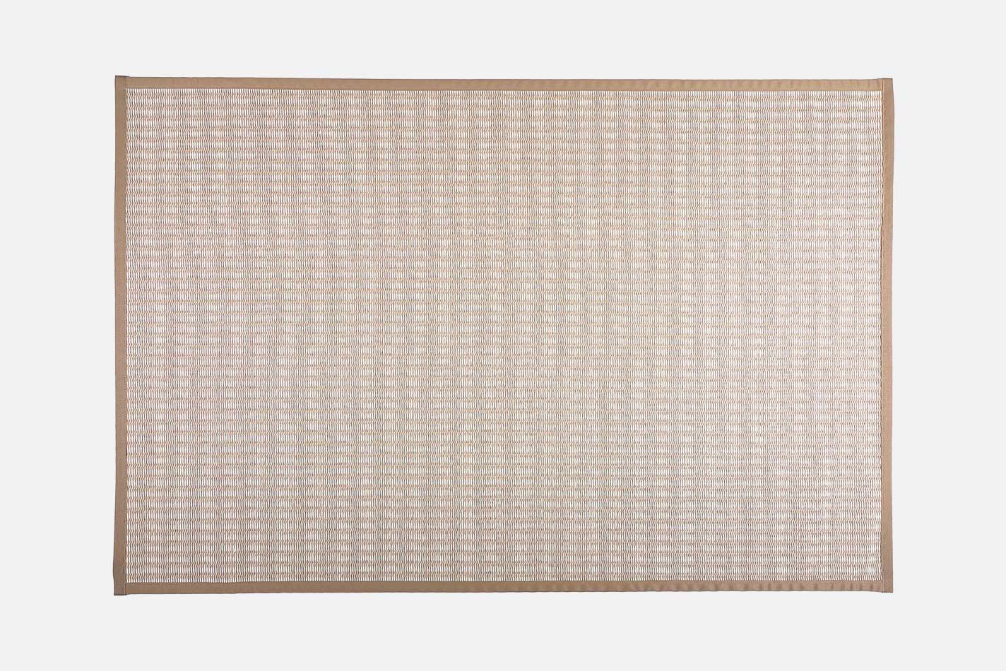 VM Carpet Kelo matto, 72/81 Natur-valkoinen