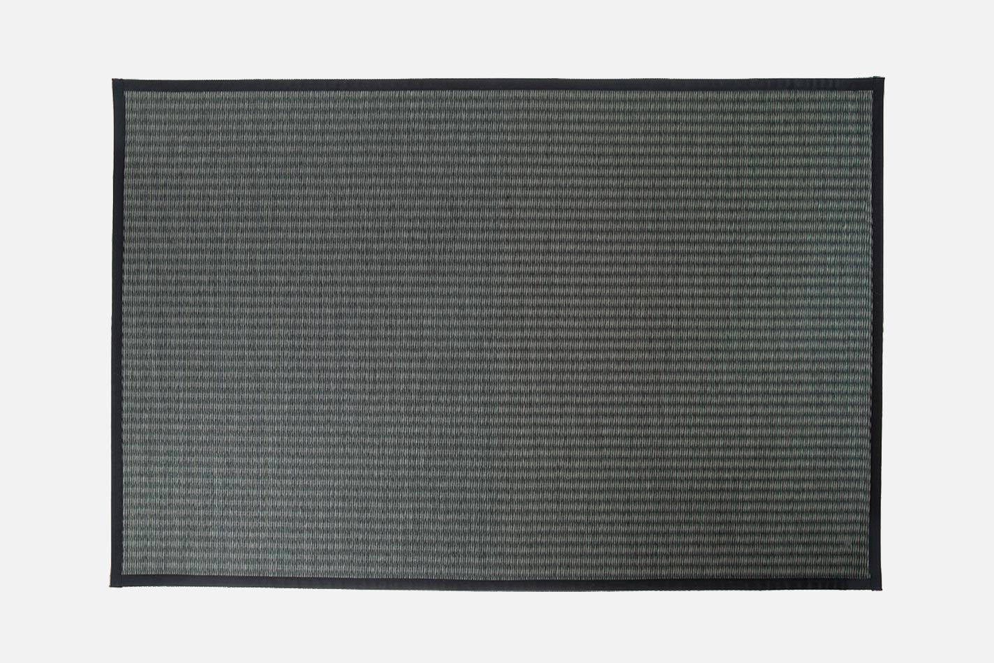 VM Carpet Kelo matto, 79/17 Musta-t.harmaa