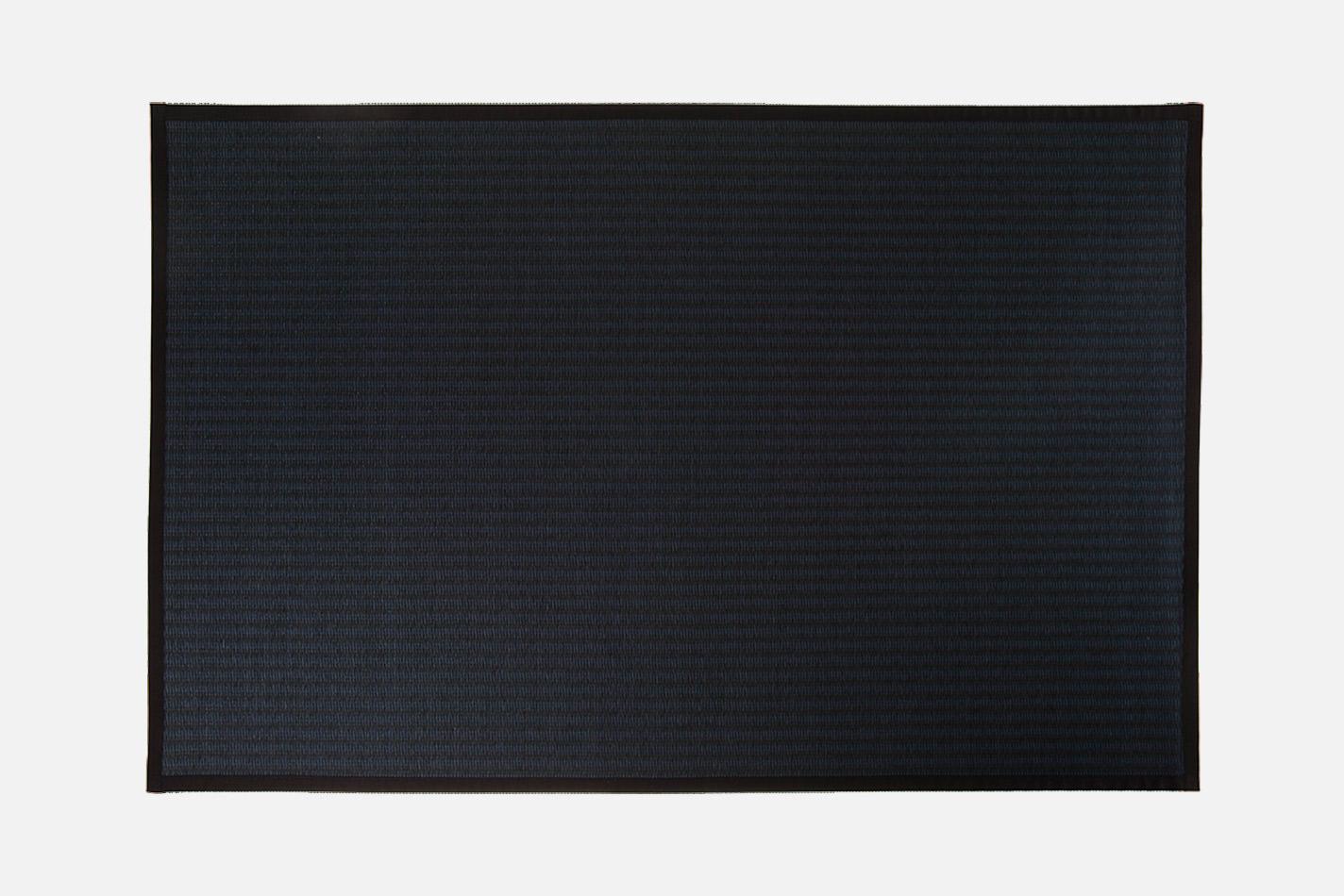 VM Carpet Kelo matto, 79/78 Musta-sininen