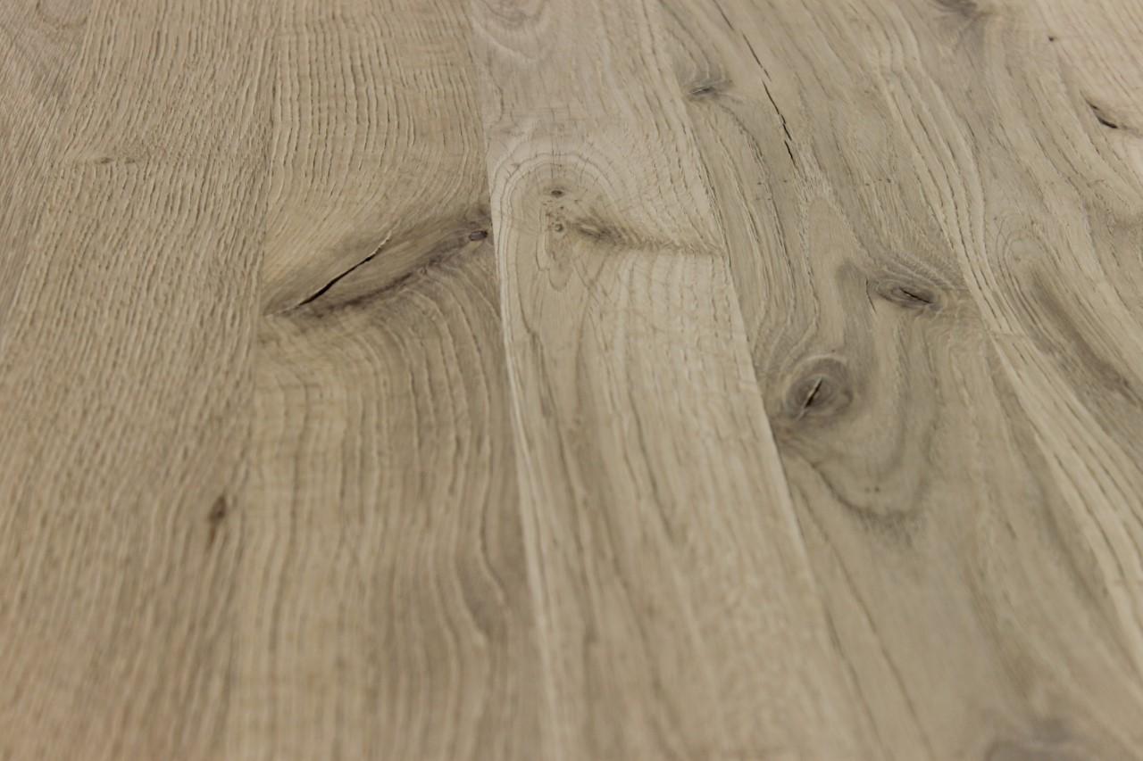 Jussi rustiikki tammi ruokapöytä 90 x 200 cm