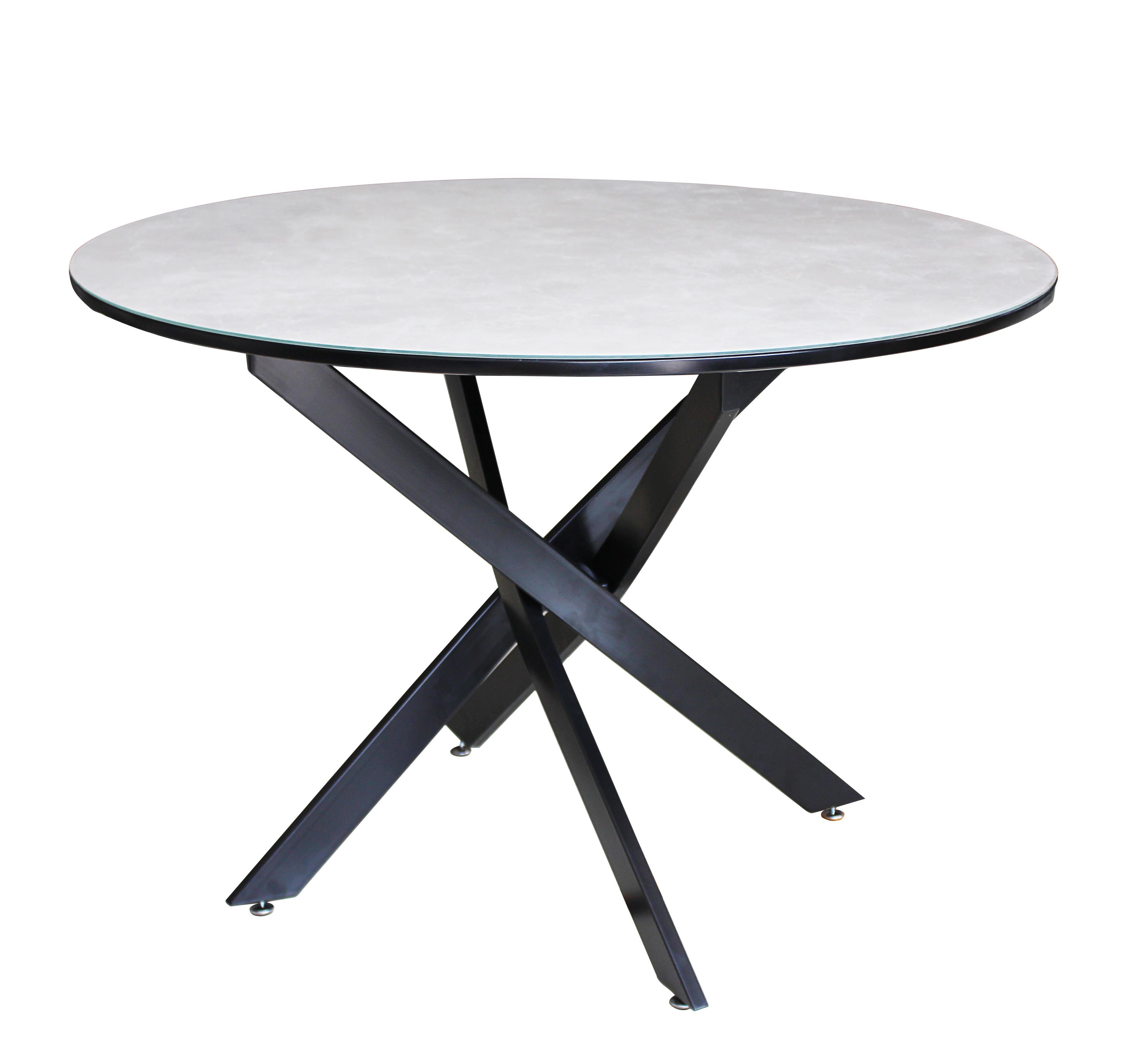 Onyx pyöreä pöytä, halkaisija 100 cm, Tenstar