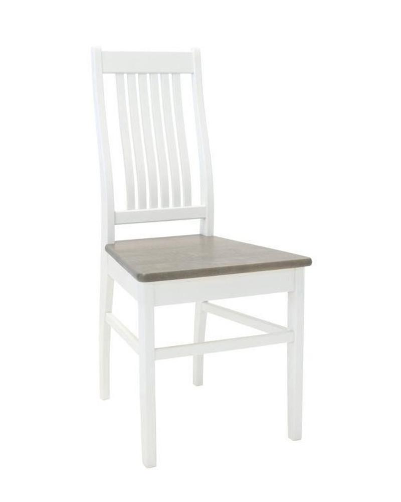 Sanna tuoli valkoinen/harmaa