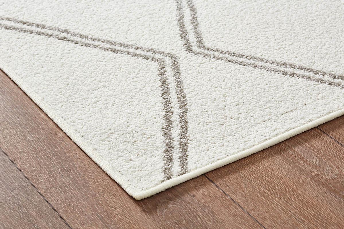 Lana matto valkoinen 133x190, Tenstar