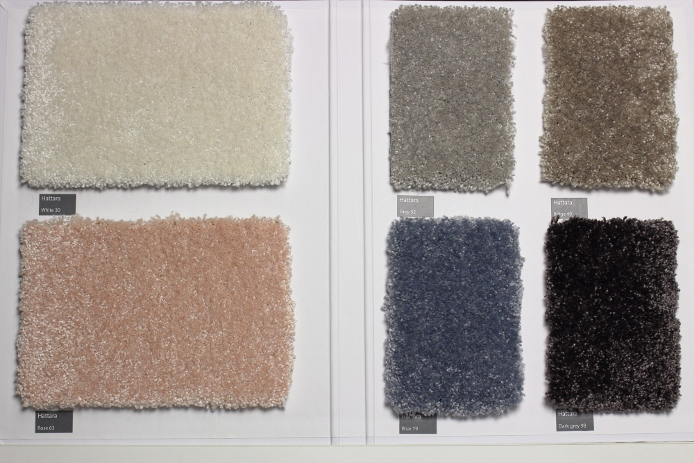 VM Carpet Hattara matto 98 tummanharmaa