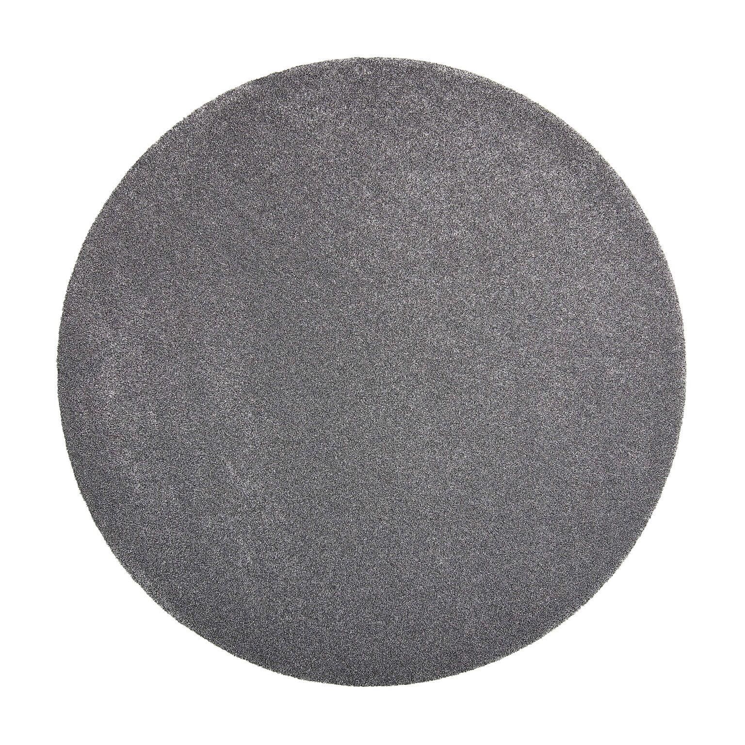 VM Carpet pyöreä Kide matto 76 antrasiitti