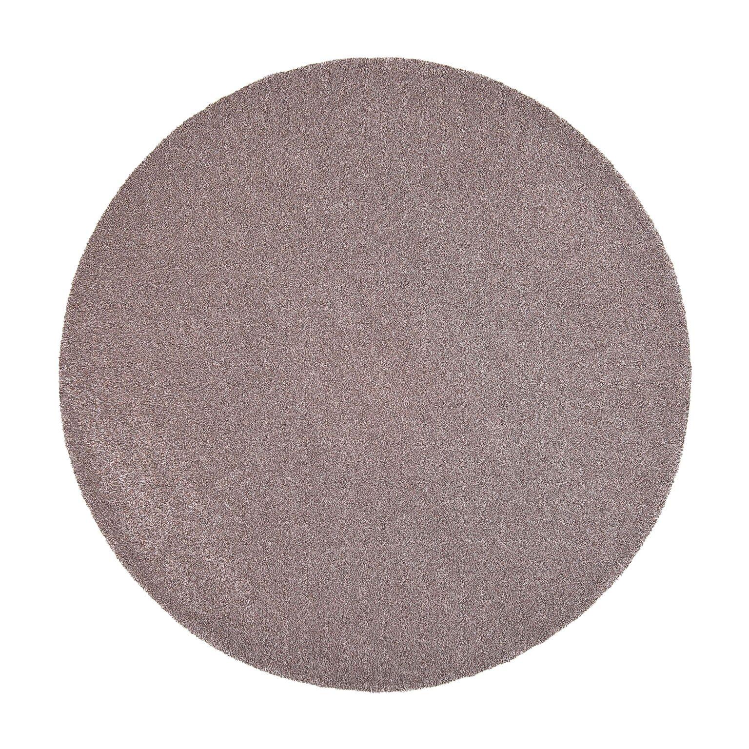 VM Carpet pyöreä Kide matto 94 ruskea
